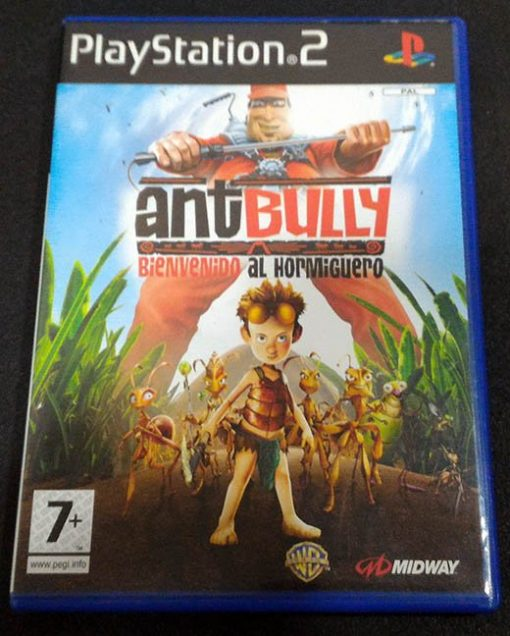 Ant Bully PS2