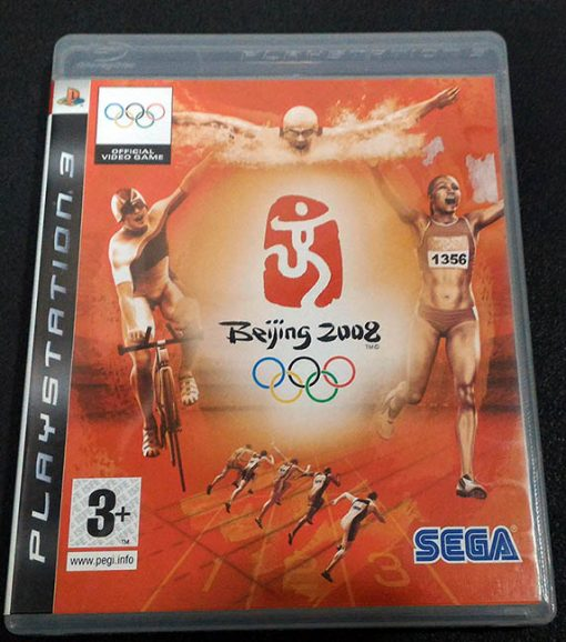 Beijing 2008 FR PS3