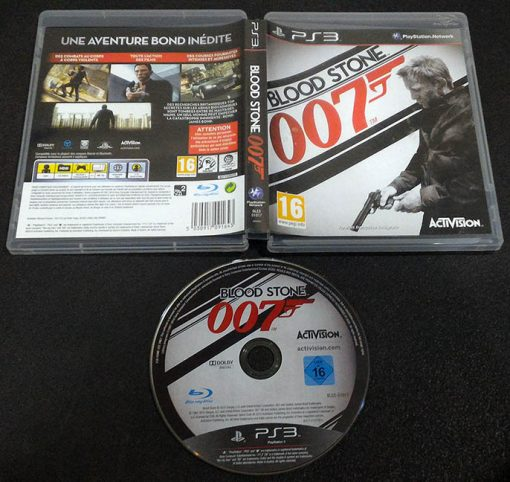 Blood Stone 007 FR PS3