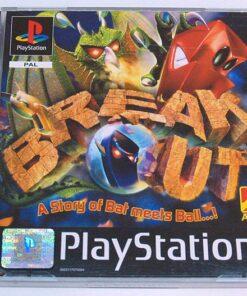 Break Out PS1