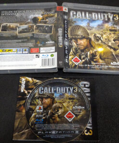 Call of Duty 3 FR PS3
