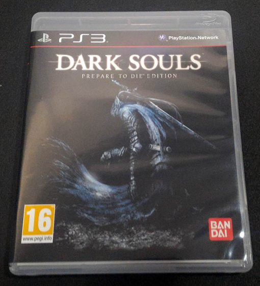 Dark Souls - Prepare to Die Edition PS3