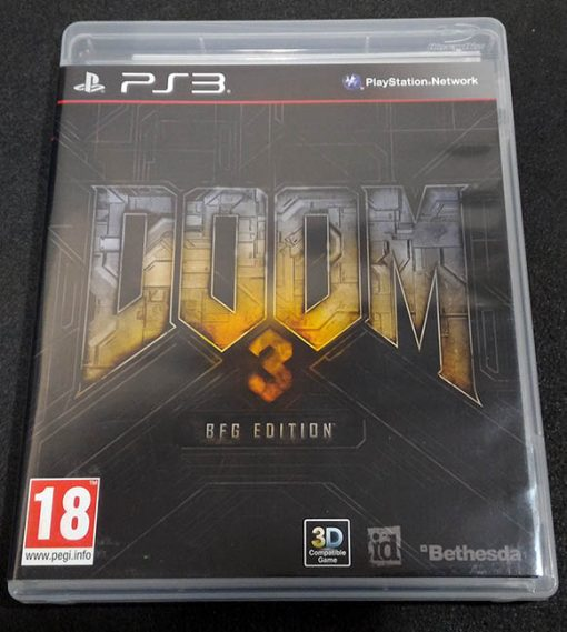 Doom 3 - BFG Edition PS3