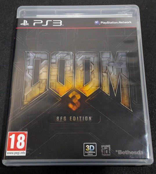 Doom 3 - BFG Edition PS3
