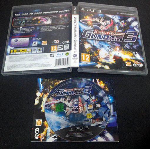 Dynasty Warriors: Gundam 3 PS3