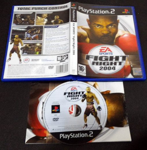 EA Sports Fight Night 2004 PS2