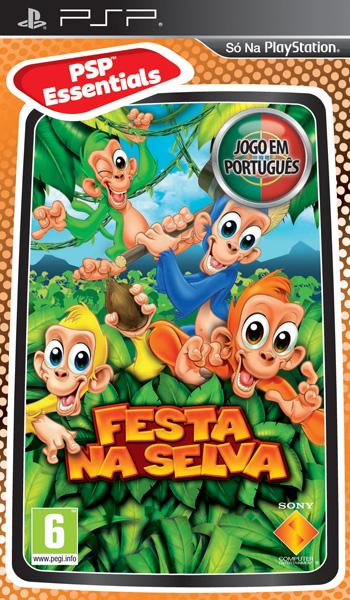 Festa na Selva PSP
