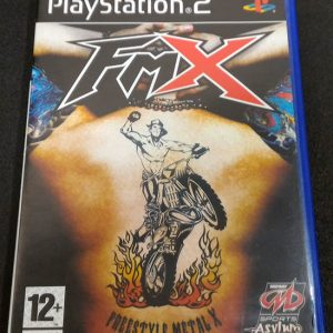 Freestyle Metal X PS2