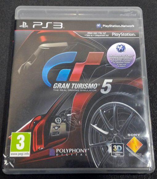 Gran Turismo 5 FR PS3
