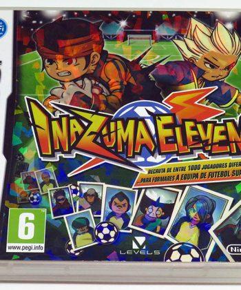 Inazuma Eleven NDS