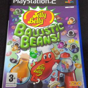 Jelly Belly: Ballistic Beans PS2