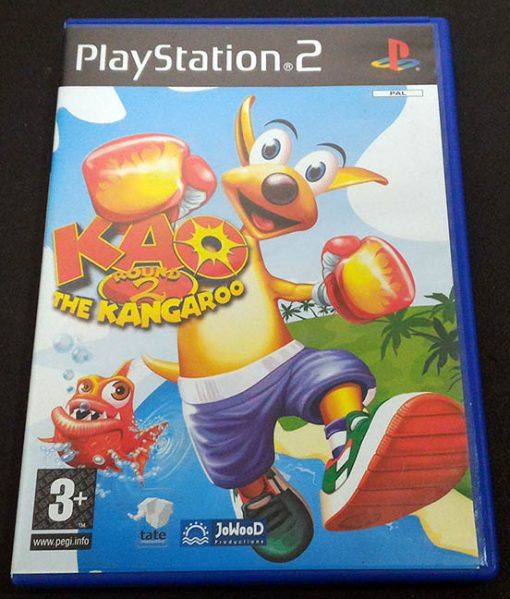 Kao The Kangaroo: Round 2 PS2