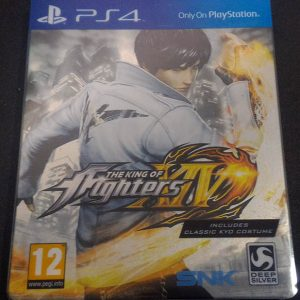 King of Fighters XV - Steelbook PS4