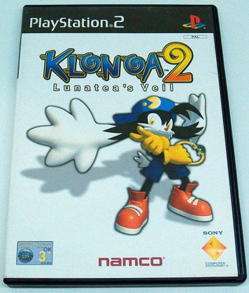 Klonoa 2: Lunatea's Veil PS2