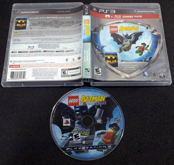 Lego Batman PS3