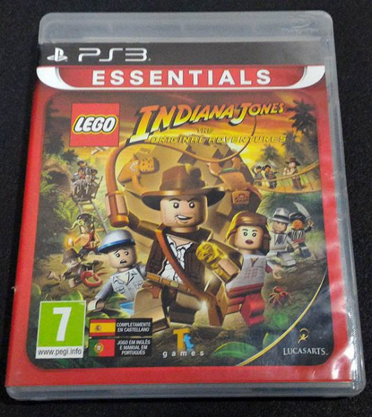 Lego Indiana Jones: The Original Adventures PS3