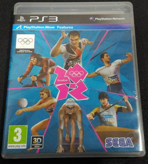 London 2012 PS3