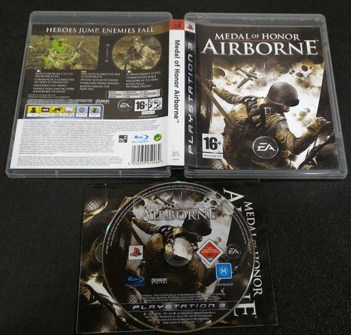 Medal of Honor: Airborne FR PS3