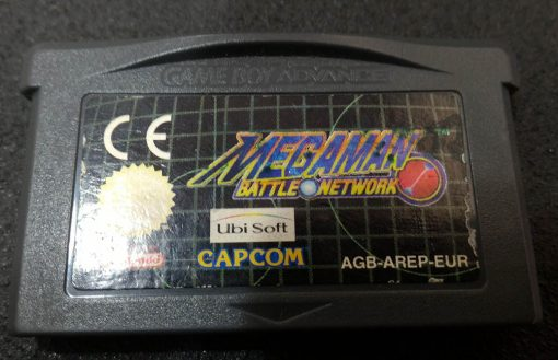 Mega Man Battle Network GAME BOY ADVANCE