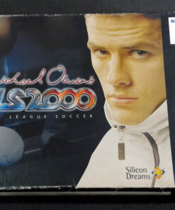 Michael Owen's WLS 2000 World League Soccer N64