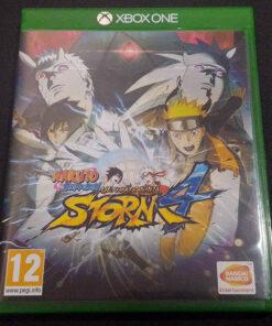 Naruto Shippuden: Ultimate Ninja Storm 4 XONE