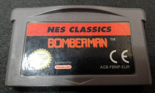 NES Classics: Bomberman GAME BOY ADVANCE