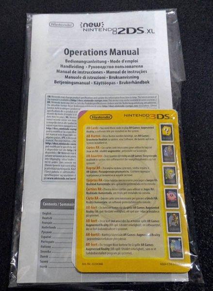Consola Usada New Nintendo 2DS XL