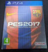 Pro Evolution Soccer 2017 - Steelbook PS4