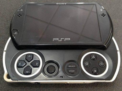 PSP Go Preta