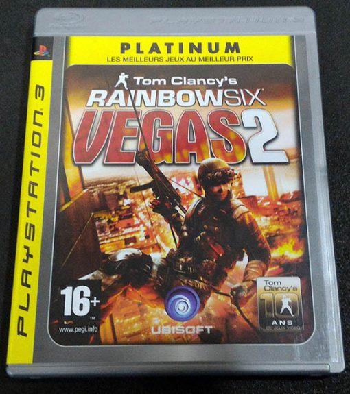 Rainbow Six: Vegas 2 FR PS3