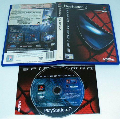 Spider-Man PS2