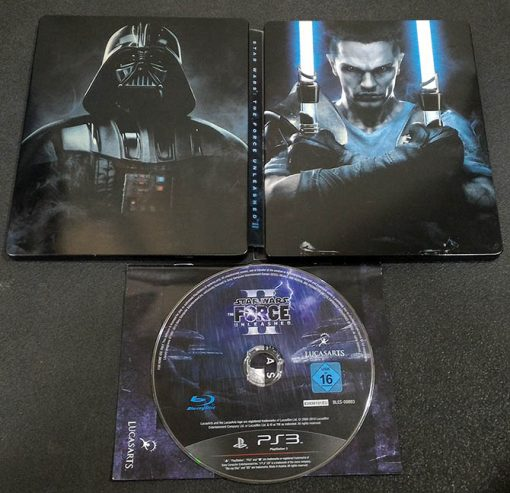 Star Wars: The Force Unleashed II - Collector's Edition PS3