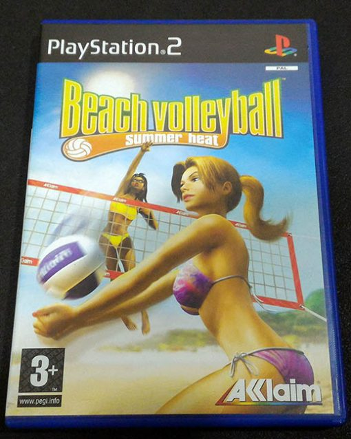 Summer Heat: Beach Volleyball PS2
