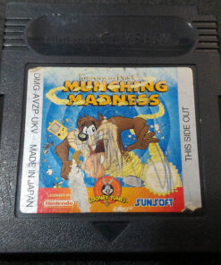 Tazmanian Devil: Munching Madness GAME BOY