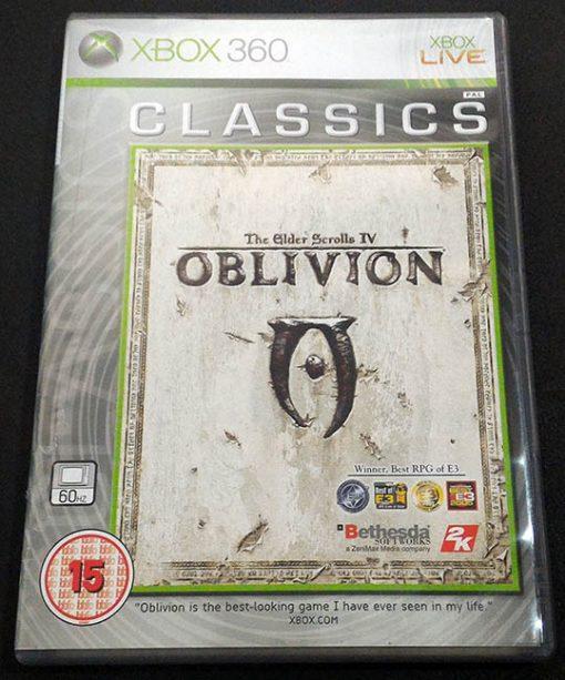 Elder Scrolls IV: Oblivion X360
