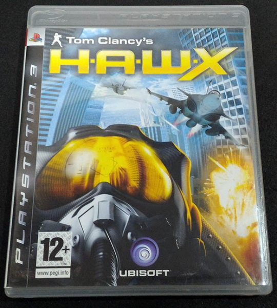 Tom Clancy's H.A.W.X. PS3