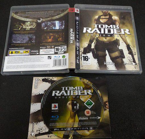 Tomb Raider Underworld GER PS3
