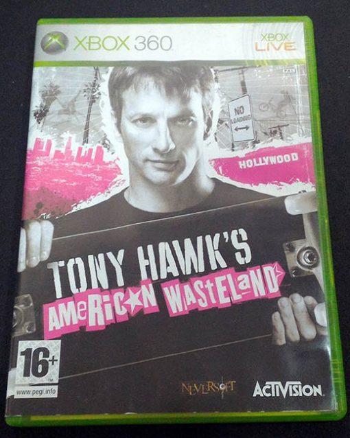 Tony Hawk's American Wasteland X360