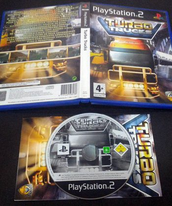 Turbo Trucks PS2
