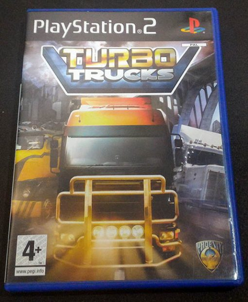 Turbo Trucks PS2