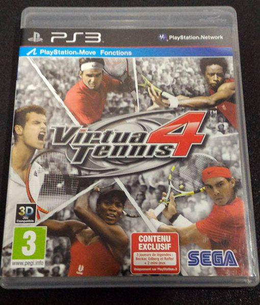 Virtua Tennis 4 FR PS3