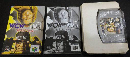 WCW vs nWo N64