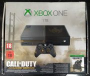 Consola Usada Xbox One 1TB - Edição Especial Call of Duty Advanced Warfare