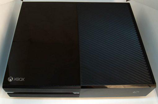 Consola Usada Xbox One 500GBs Preta