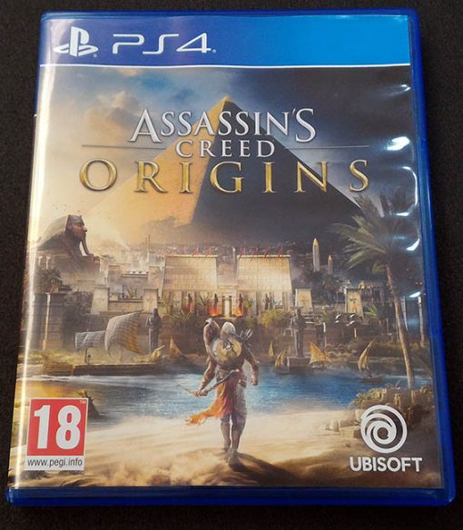 Assassin's Creed: Origins PS4