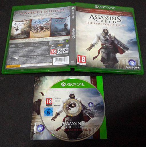 Assassin's Creed: The Ezio Collection XONE