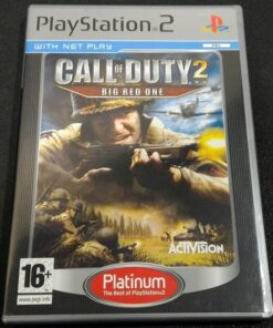 Call of Duty 2: Big Red One PS2