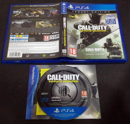 Call of Duty: Infinite Warfare - Legacy Edition PS4