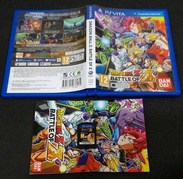 Dragon Ball Z: Battle of Z PSVITA