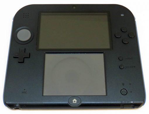 Consola Usada Nintendo 2DS Preta/Azul